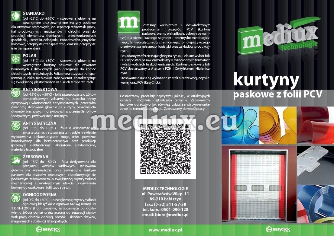 Mediux Streifenvorhänge