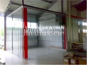 PVC-Vorhang